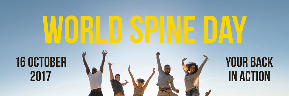 World Spine Day Image
